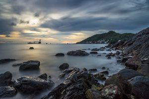Vung Tau beach - Vietnam beauty landscape