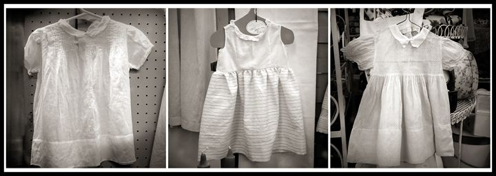 Baby Dresses - Colleen G. Drew Photography