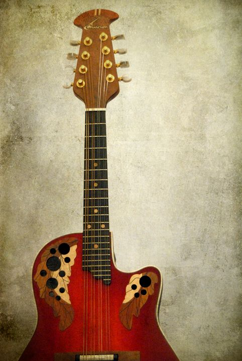 Mandolin - Colleen G. Drew Photography