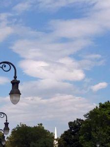 Greenfield village Sky