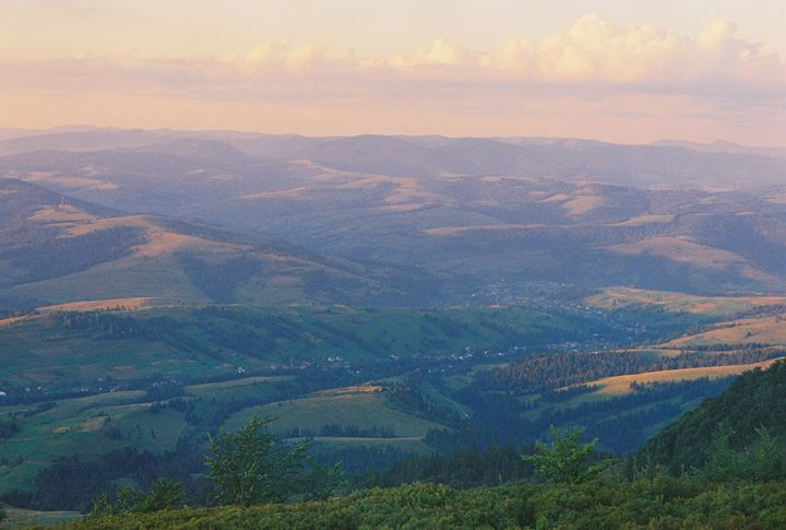 Carpatian Landscape 2 - Anton Popov