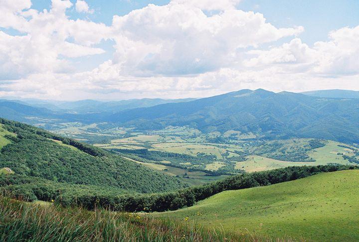 Carpatian Mountains 3 - Anton Popov