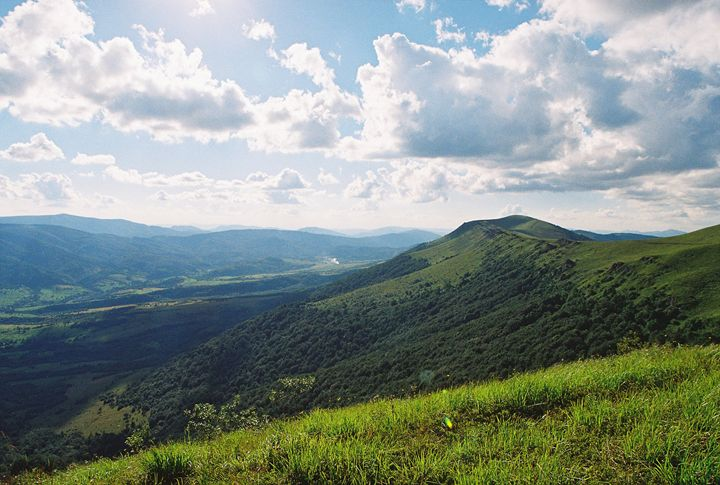 Mountain Landscape In Carpathians 4 - Anton Popov