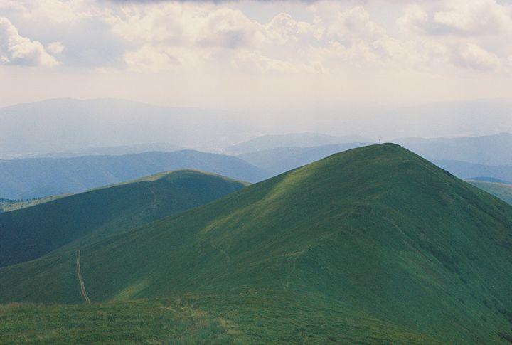 the mountains - Anton Popov