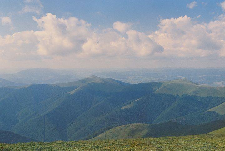 Carpatian Mountains 5 - Anton Popov