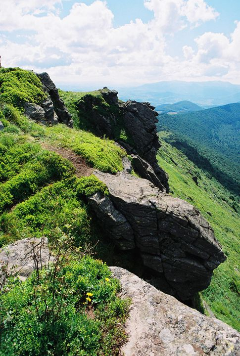 On A Mountaintop - Anton Popov
