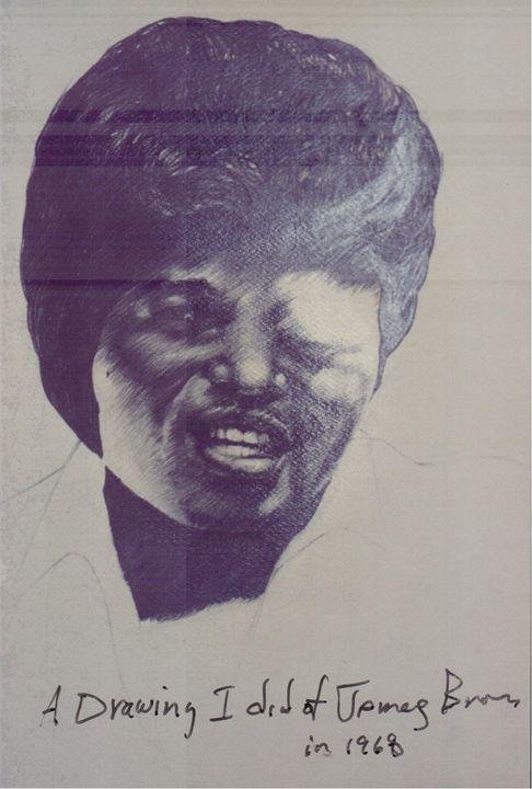 """James Brown"" - Danny Mckinney"