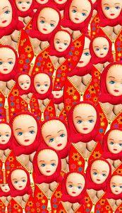 Matryoshka Dolls With Big Boobs!