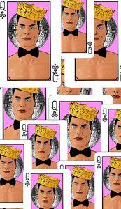 Queen of Clubs! Queer Art!