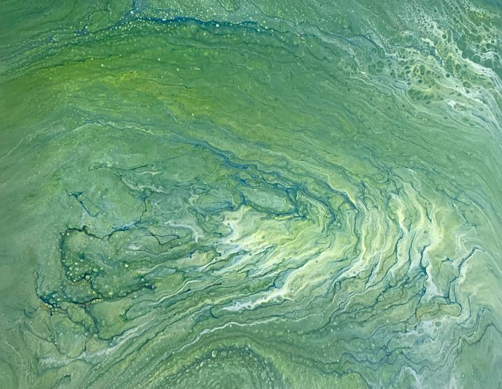 Green Water - The Drip is Real