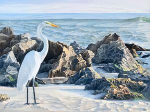 Caspersen Beach - Edward Coster