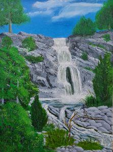 Stony Waterfall