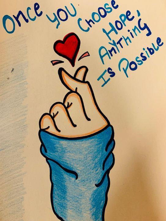 Love and be positive - Simranjit Kaur