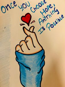 Love and be positive
