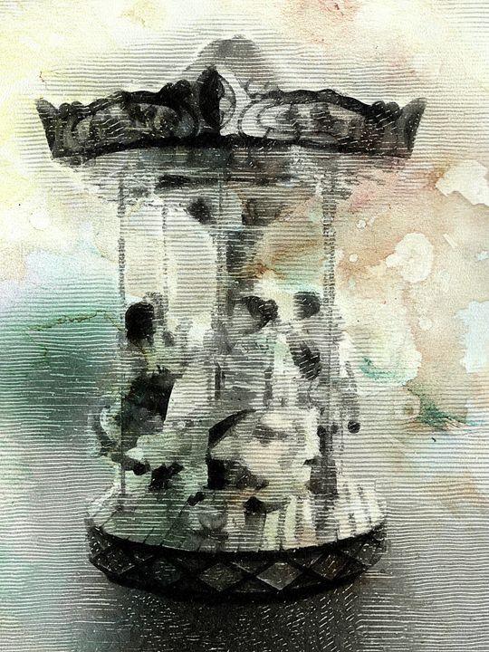 Dream Carousel - Cathleen Cawood