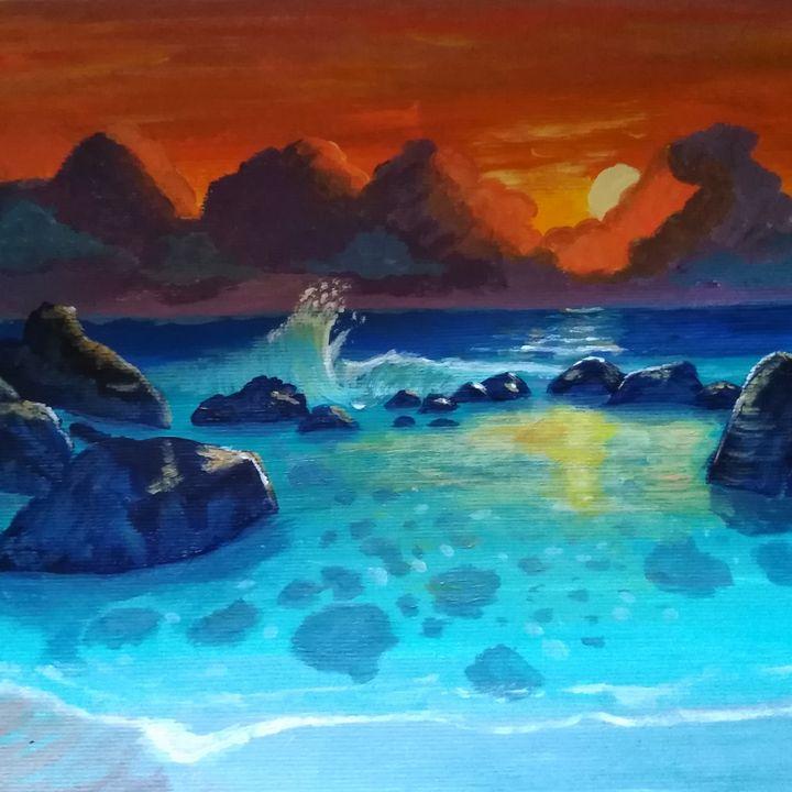 Sea cost - Nevena's gallery