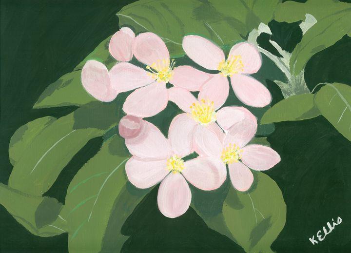 Apple Blossoms - Kecia Ellis