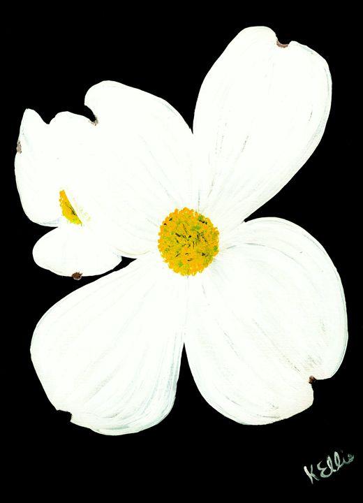 Dogwood Blossom - Kecia Ellis