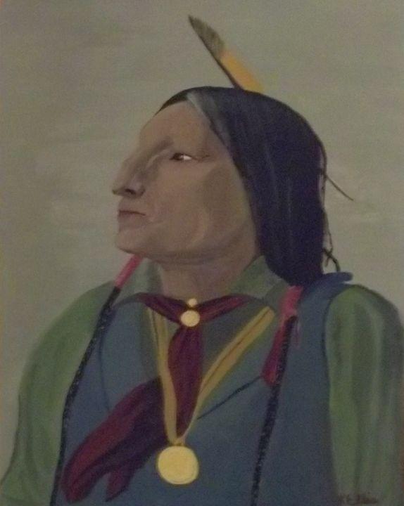 Cheyenne Chief - Kecia Ellis