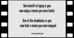 One benefit. One drawback.