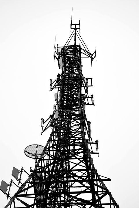 Radio Tower - Scott McKone