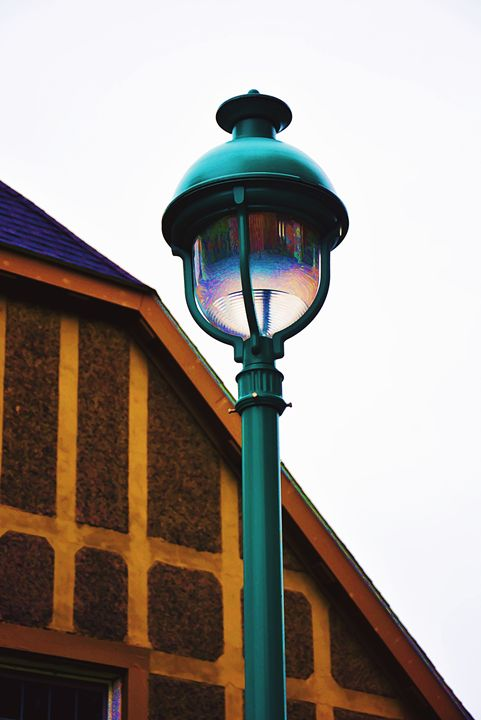 Street light - Scott McKone