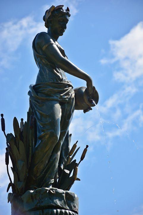 Statue#2 - Scott McKone