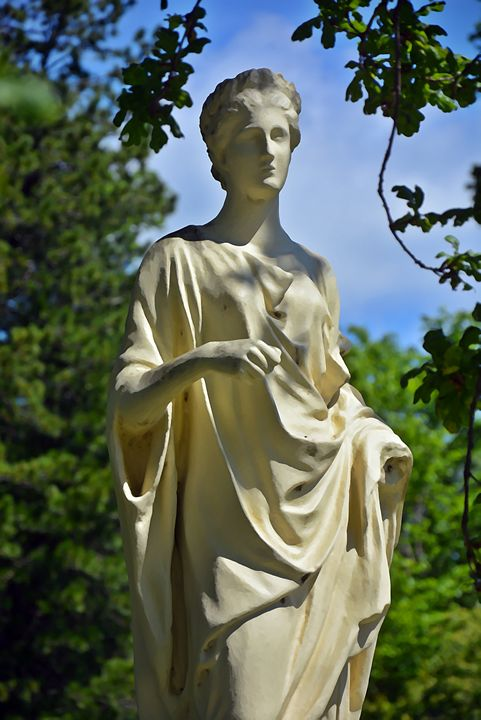 Statue #1 - Scott McKone