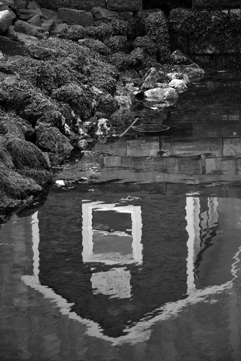 Shack reflection - Scott McKone