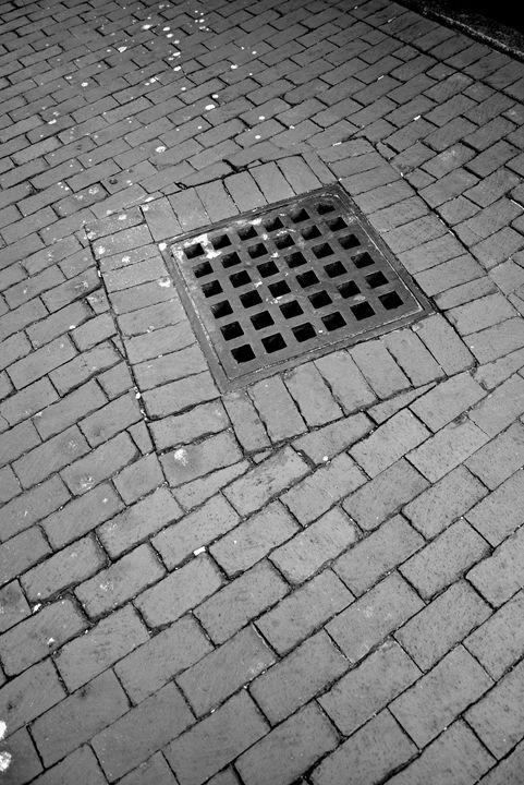 Water drain - Scott McKone