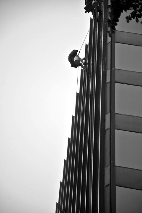 Window Washer - Scott McKone