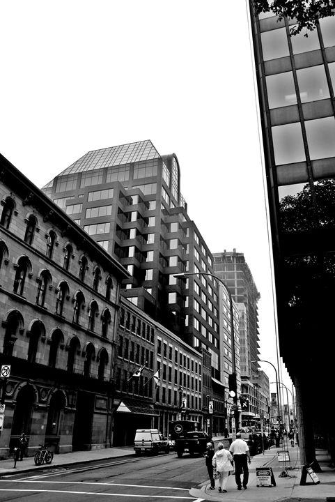 Halifax Street #1 - Scott McKone