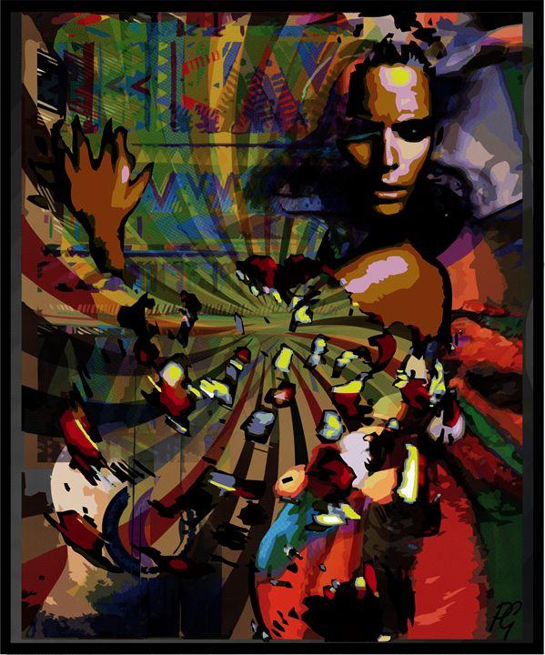Flamenco - Philippe GAUTHIER