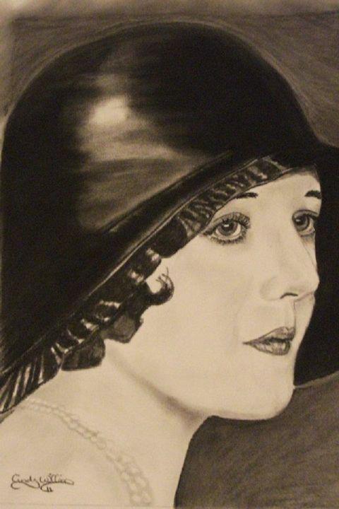 30s Lady - Cindy Williams Art