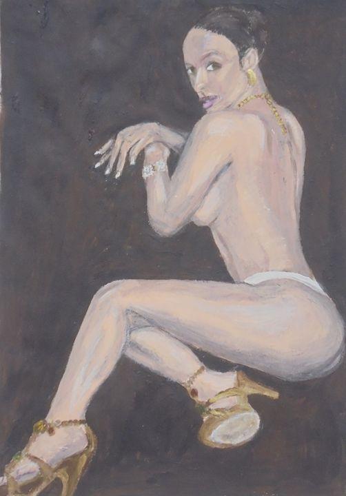 Seductive woman - Olga Trotter