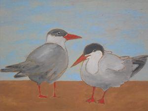 The birds - Olga Trotter