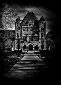 Ontario Main Legislative Building