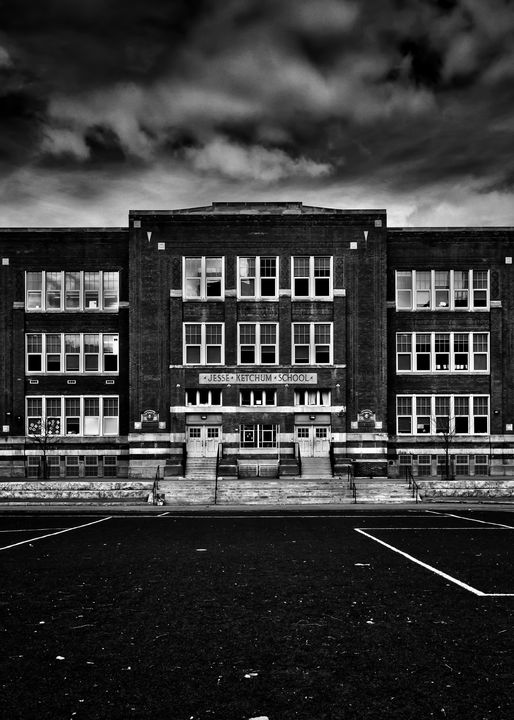 School Daze No 3 - The Learning Curve Photography