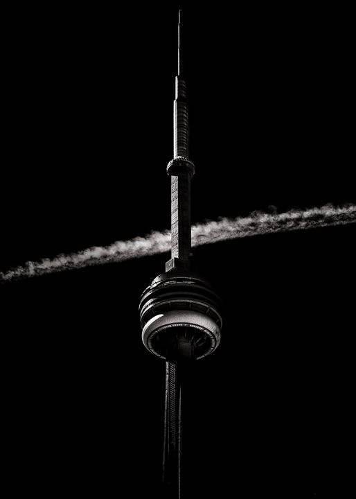 CN Tower Toronto Canada No 4 - The Learning Curve Photography