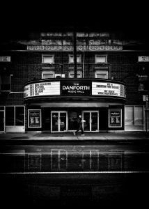 Danforth Music Hall No 1 Reflection