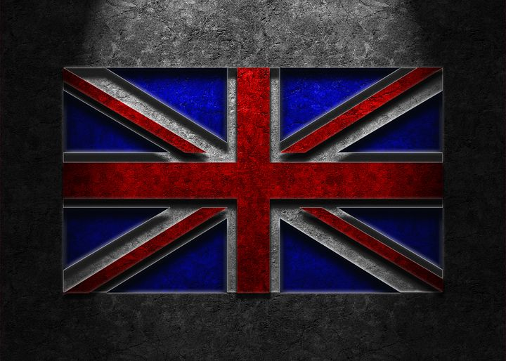 Union Jack Stone Texture - The Learning Curve Photography