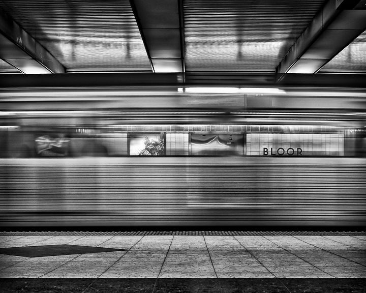 Bloor - The Learning Curve Photography