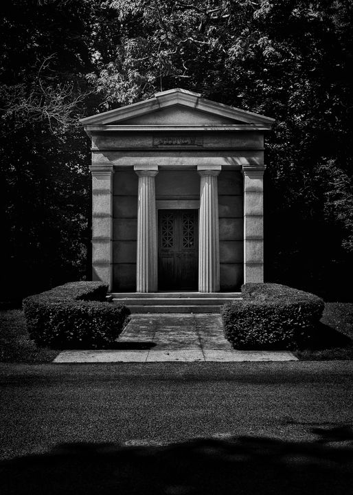 Tombstone Shadow No 19 - The Learning Curve Photography