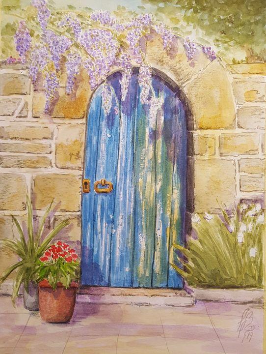 Puerta 2 - Liliana Blarasin
