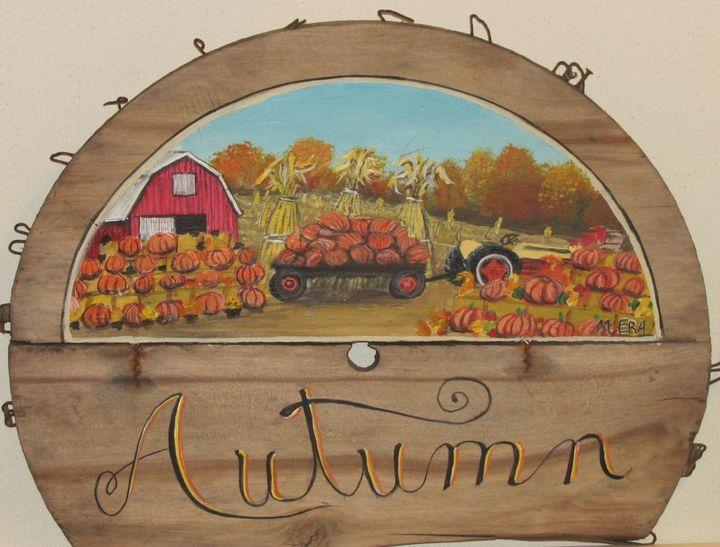 """Autumn"" - Basketbottoms"