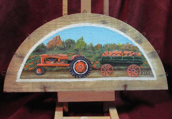 """""""Pumpkin Harvest"""" - Basketbottoms"""