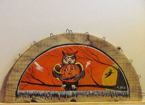 """Halloween Hoot"""
