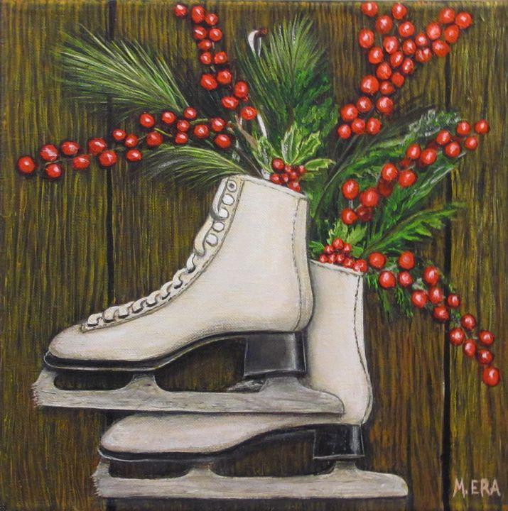 Holiday Skates - Basketbottoms