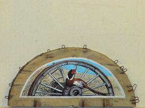 Wheelin Pheasant