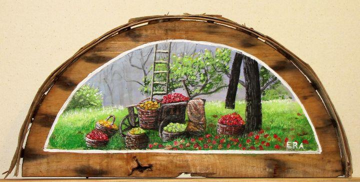 Apple Harvest - Basketbottoms